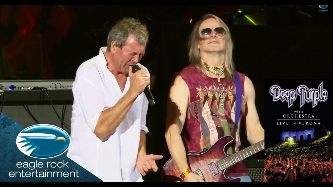 Deep Purple & Orchestra - Space Truckin (Live in Verona)