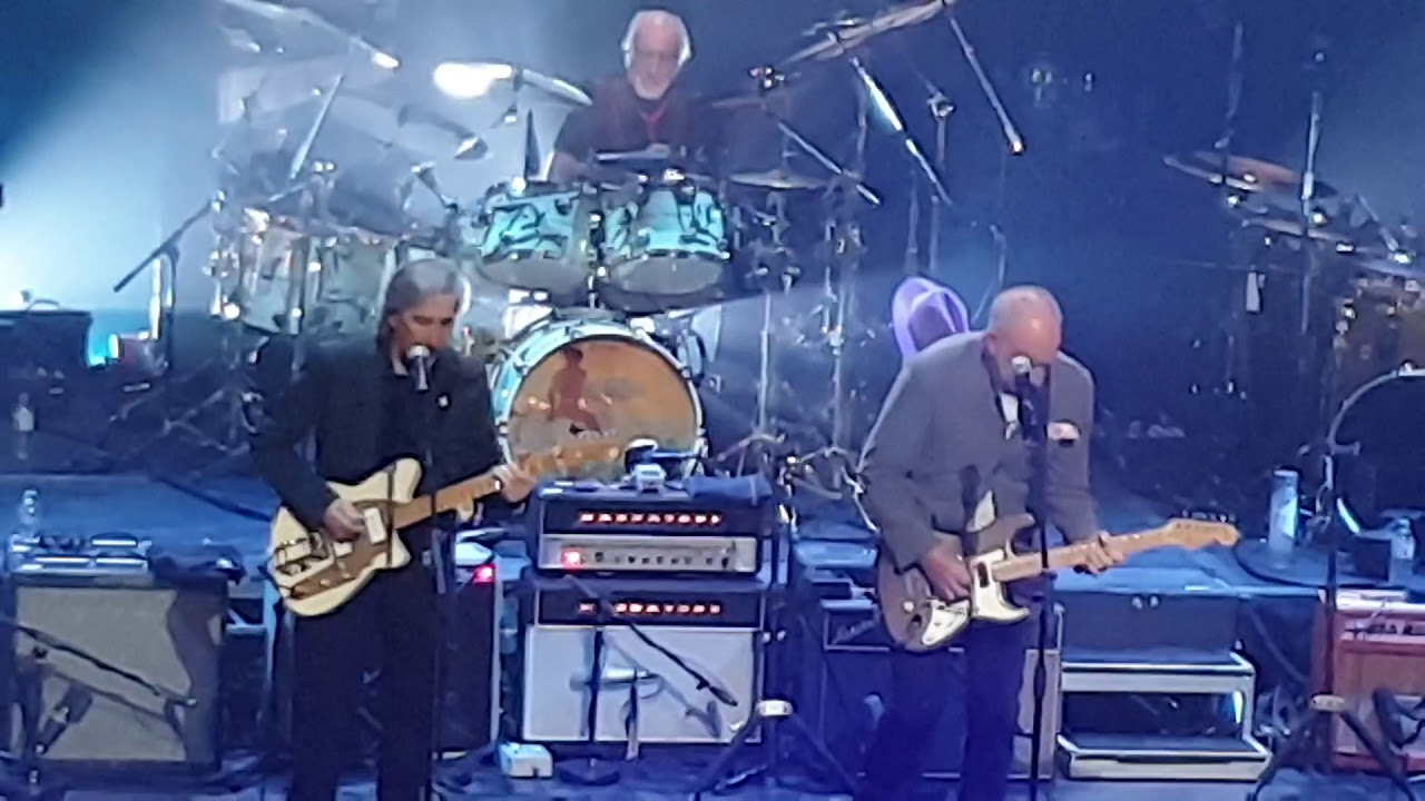 Peter Green Tribute Concert - London Palladium Feb 25 2020 - Station Man featuring Pete Townshend
